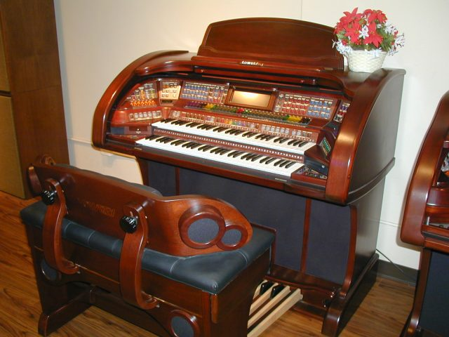 Organ Stop Pre Owned Organs Catalog
