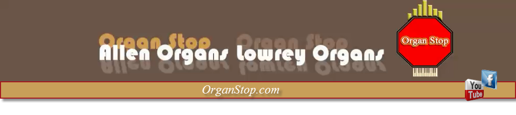 Organ Stop –  Pre-owned Organs Catalog